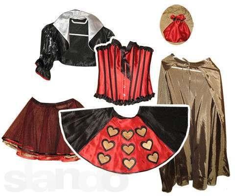 Эксклюзивные карнавальные костюмы для пар