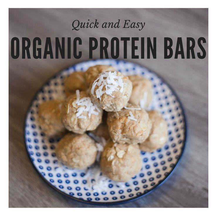 Easy 4 Ingredient Organic Protein Bars – HelloRedhead   Atlanta Travel & Lifestyle Blog