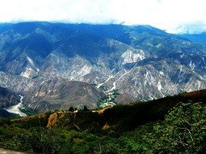 paisajes santandereanos