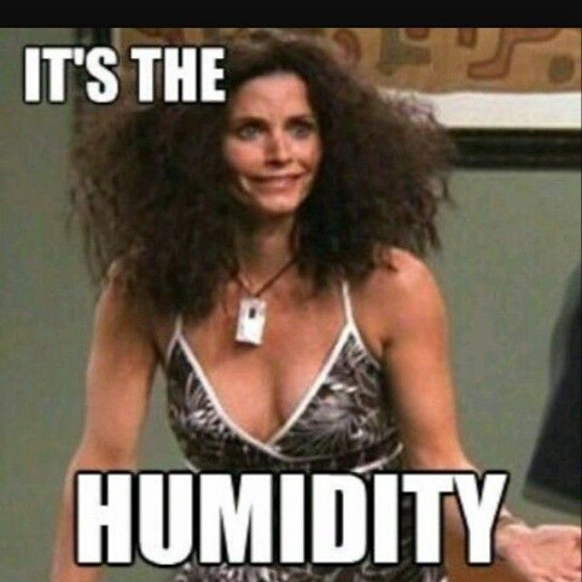 #mulpix My hair currently   #hair  #frizz  #humidity  #friends  #monica…