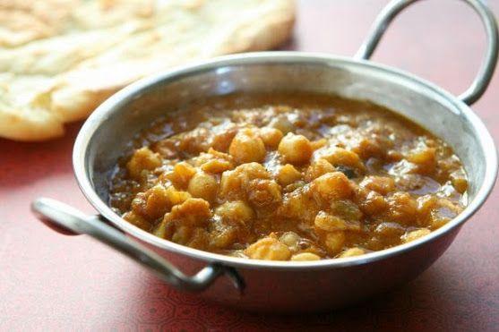 #Katering's chefs prepare north-india's delight #Pindichole. The delicacy for all occasions.
