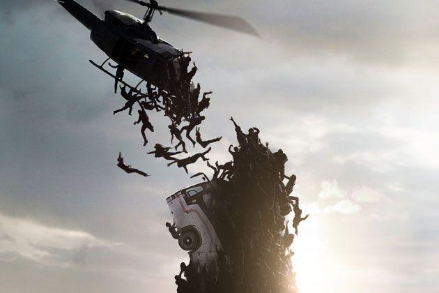 World War Z sorpassa L'uomo d'Acciaio e tutta la classifica dei film più visti nello scorso week end 28 – 30 giugno