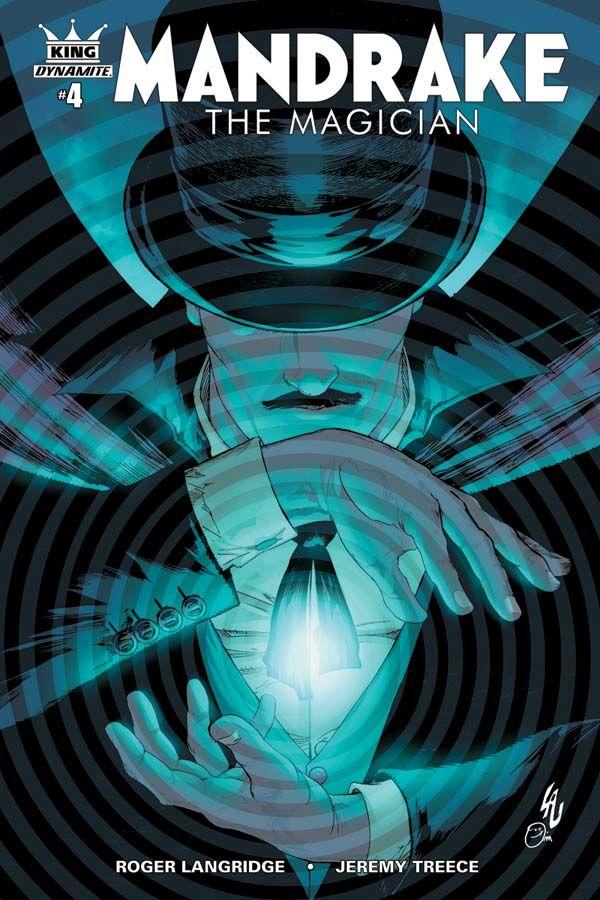 KING: MANDRAKE THE MAGICIAN #4 (OF 4)