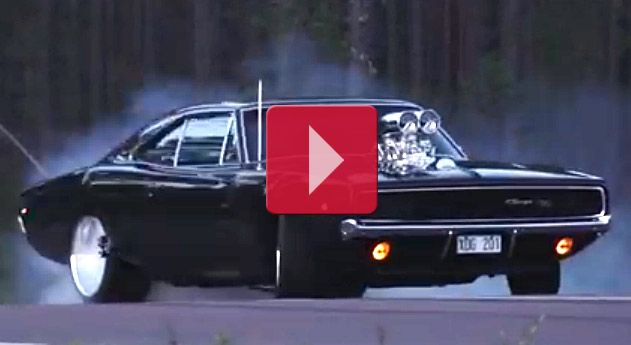1968 Dodge Charger Burnout By Adam Palander Click to Find out more - http://fastmusclecar.com/1968-dodge-charger-burnout-by-adam-palander/ COMMENT.