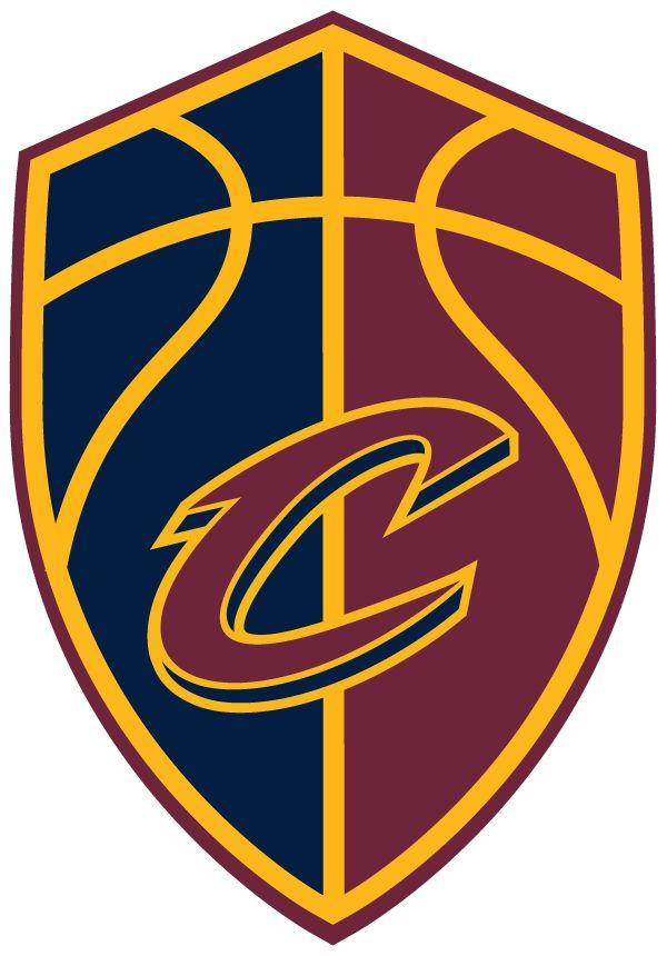 id:6137D232C0E9E6E4669ACBBAD534F69FD4338FC8   Cleveland Cavaliers Alternate Logo - National Basketball Association ...