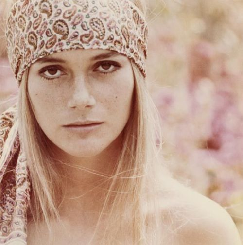 Peggy Lipton by Guy Webster