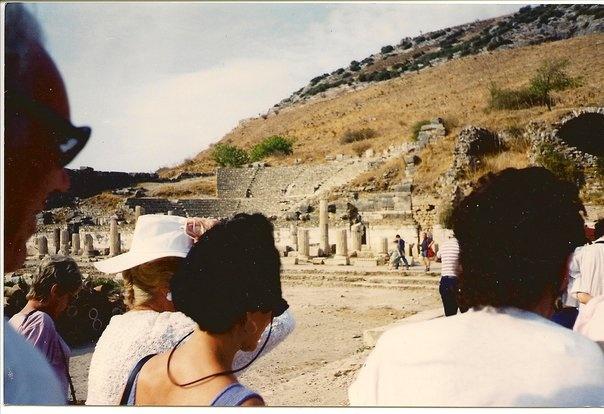 The Colisuem in Ephesus