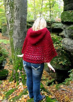 New+crochet | Wildwood Capelet - New Crochet pattern and tutorial