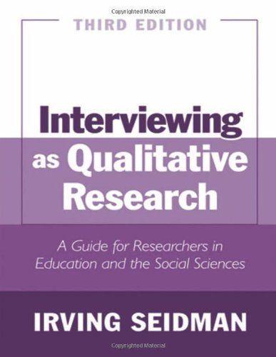 anzahl qualitative interviews dissertation Qualitative dissertation chapter guides version 21 effective july 2018 capella university 225 south sixth street, ninth floor minneapolis, mn 55402.