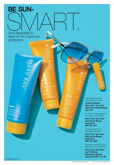 Sun care Mary Kay www.marykay.com/rtomlinson4 or RebeccaTomlinson92@gmail.com https://www.facebook.com/Rebecca-A-Tomlinson-Mary-Kay-Independent-Beauty-Consultant-285234811665461/