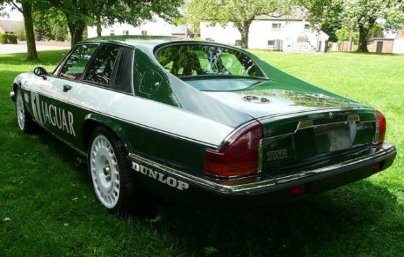 1988 Jaguar XJS V12 TWR Tom Walkinshaw Racing Replica Race Car For Sale Rear