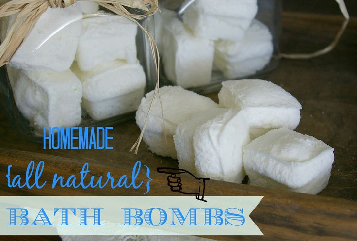 Homemade {ALL NATURAL} Bath bombs, perfect for congestion, sore throats, and MAN COLDS