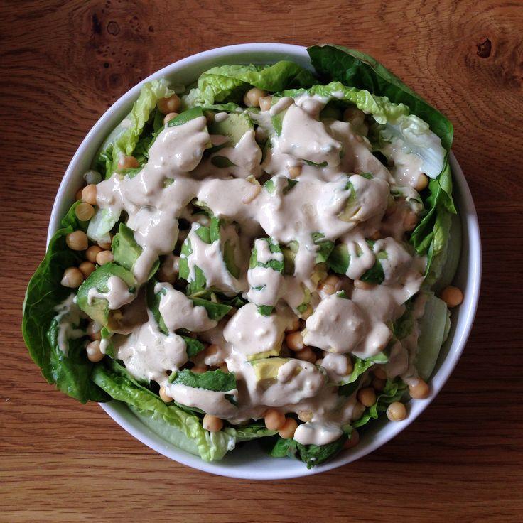 Vegan Caesar Salad | homemade The PPK recipe