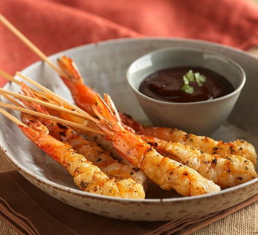 BBQ Shrimp Scampi | 19 Easy and Delicious Appetizers For Thanksgiving Day | Disney Baby