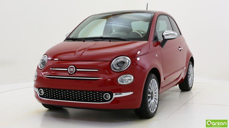 Fiat a repomponné sa petite voiture italienne, dont chaque détail met en valeur son originalité.