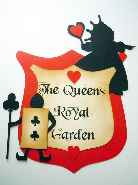 The Queens Royal Garden sign,,, since I am voted queen this year,, why not....lol            ps..I will remove this from  pinterst when my reign is up