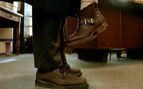 THE SOURCE OF ALL LOW HARNESS BOOT LUST - Urban Outfitters - Blog - Natalie Portman in Leon: The Professional