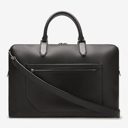 BLACK BOVINE Weekend Bags - Bally