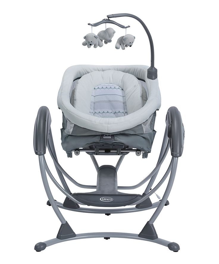 Love this Dream Glider Mason Swing by Graco on #zulily! #zulilyfinds