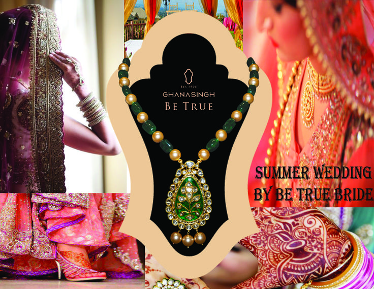 SUMMER WEDDINGS BY GHANASINGH BE TRUE ,BANDRA.
