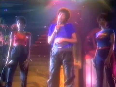 Pointer Sisters - Fire ... Bruce Springsteen song, he does it acapella in concert ... I melt  :)
