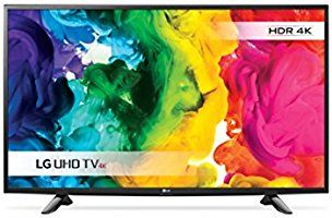 LG 43UH603V 43 inch Ultra HD 4K Smart TV WebOS (HDR Pro, Local Dimming, ColorPrime Pro, Ultra Surround)
