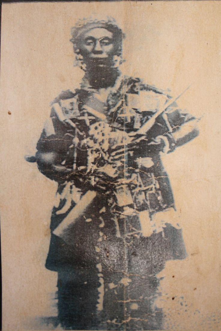 Hidden Figures: Yaa Asantewaa, the Ashanti Empire's warrior queen
