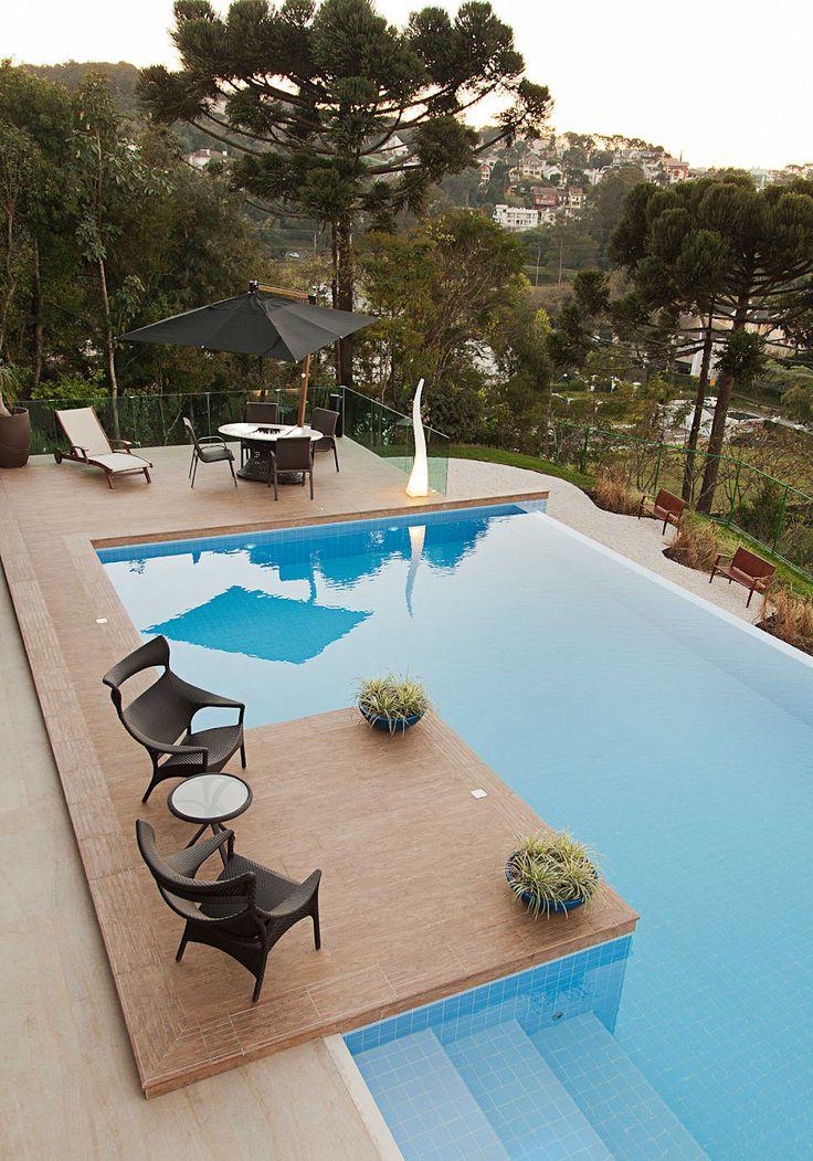 25 melhores ideias sobre piscinas modernas no pinterest - Piscinas modernas ...