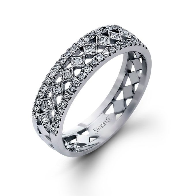 1000 images about Platinum wedding rings for women on Pinterest
