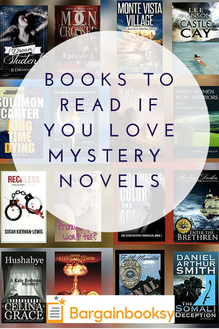 Mystery readers, get excited. We find the best bargain mystery and thriller novels so you can spend your time reading, not hunting for a book.