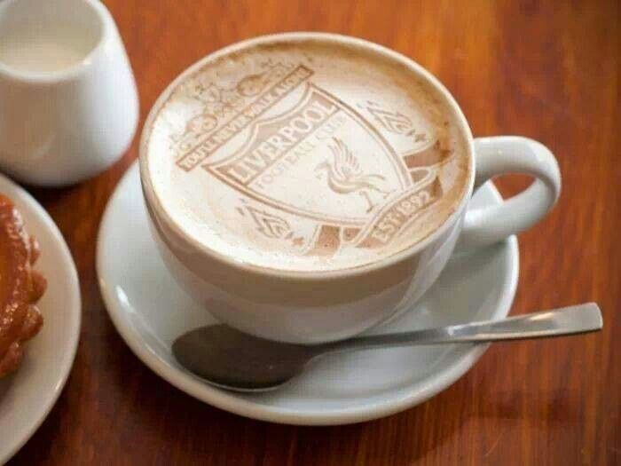 How I'd like to see my Coffee on match days.
