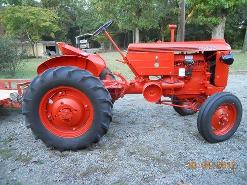 1947 Case Tractor : Antique case tractor vai ebay c est un comme celui