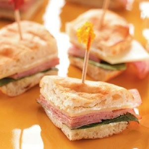 Party Pitas Recipe from tasteofhome.com