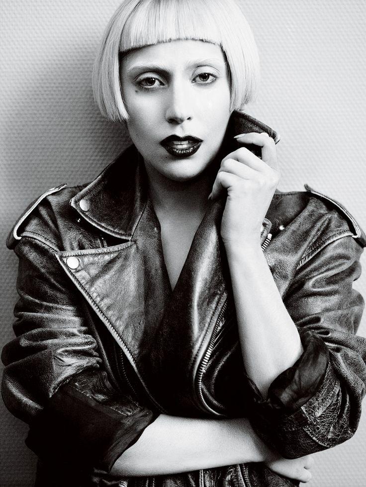Lady Gaga: Gaga for moto!