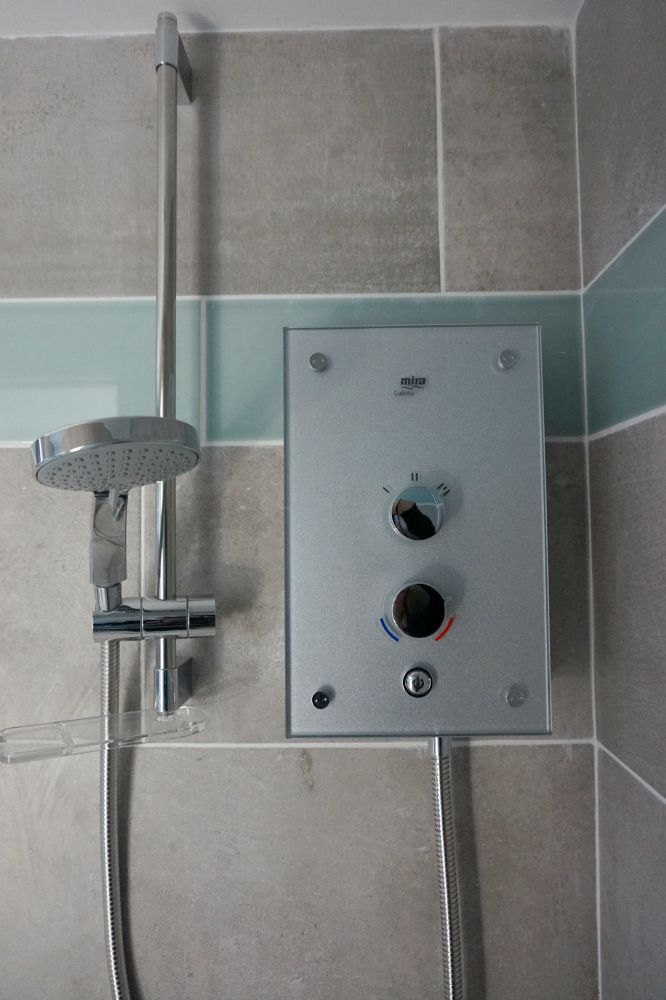 Putting a shower into a loft conversion can be tricky, depending on your type of boiler. But there are lots of options. Read on to find out about my new electric shower.