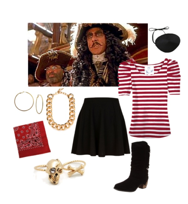 5 halloween costumes you already own pirate costume - Halloween Costumes You Already Own