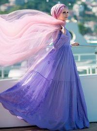 Pamuklu Elbise - Bebe Mavi - Muslima Wear ucuz, kaliteli ve bir tık ötenizde. İncelemek ya da satın almak için tıklayınız...