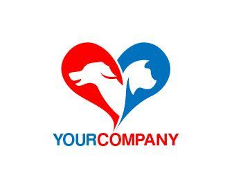 logo love pets Designed by kukuhart | BrandCrowd