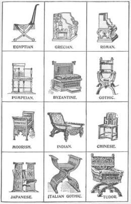 squidoo.com, guide to antique chair identification