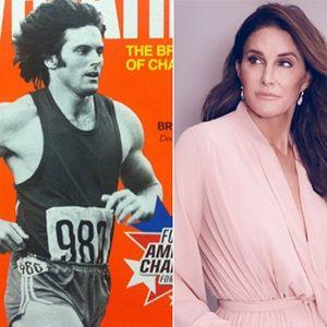 Beli Kopi Caitlyn Jenner 'Pamer' Kutek Pink & Kaki Atletisnya