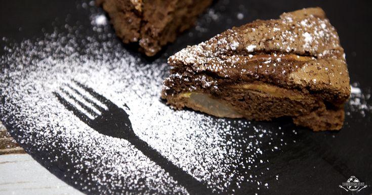 Volete preparare una torta gustosa e molto saporita? Ecco la ricetta della mia torta morbida di cioccolato e pere, una vera delizia.