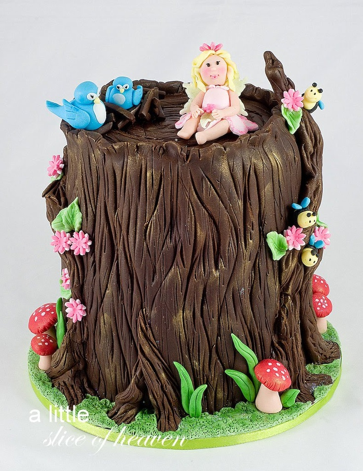 Fairy Party Cake
