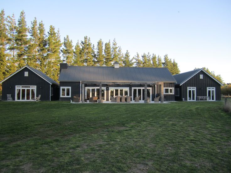 Pavilion style pods