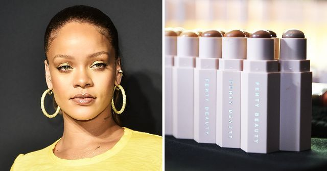 Rihanna's Fenty Beauty Line Just Debunked a Com... http://www.byrdie.com/fenty-beauty-sells-out-dark-foundation-shades?utm_campaign=crowdfire&utm_content=crowdfire&utm_medium=social&utm_source=pinterest #fashion