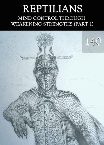 Understanding the Human Consciousness Evolution of Exploiting each other's Weaknesses instead of Enhancing and Empowering each other's Strengths.  http://eqafe.com/p/mind-control-through-weakening-strengths-part-1-reptilians-part-140