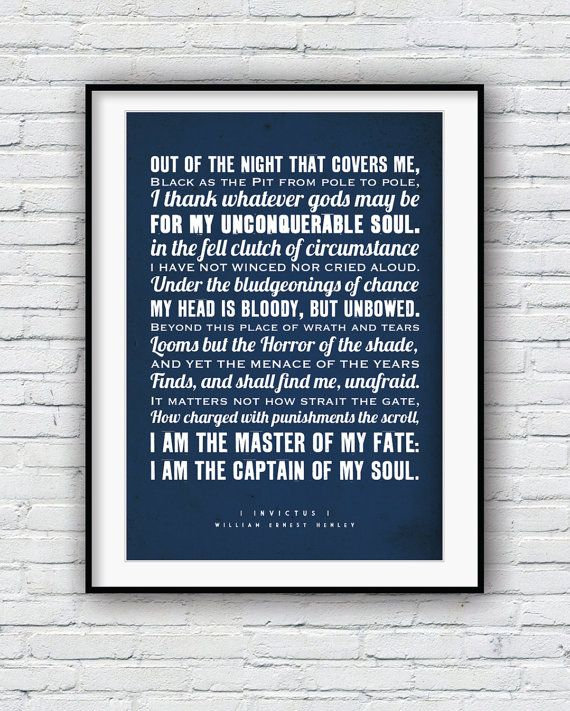 All Quiet On The Western Front Quotes: 25+ Best Ideas About Invictus Poem On Pinterest