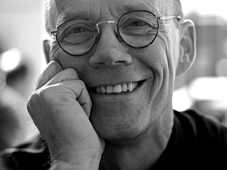 "Erik Spiekermann – ""I can't read anything unless I've identified what type it is set in."" Partner at Edenspiekermann. Founder of FontShop. Designed Officina and Meta."