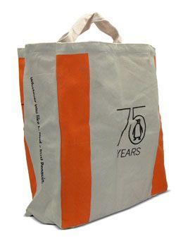 Penguin Canvas Bag