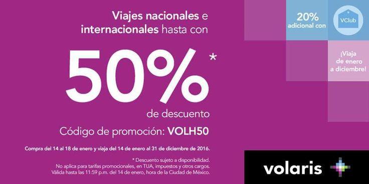 Volaris Promociones Viajes Nacionales e Internacionales