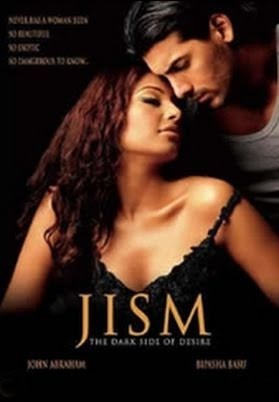 Jism (English: Body) is a 2003 Bollywood film directed by Amit Saxena, which starred Bipasha Basu and John Abraham, the latter making his début in bollywood films. The music for the film was scored by M. M. Kreem. Jism ranked 92 in the top 100 sexiest movie scenes poll conducted by Channel 4 Watch more movies at http://www.puddle.co.in